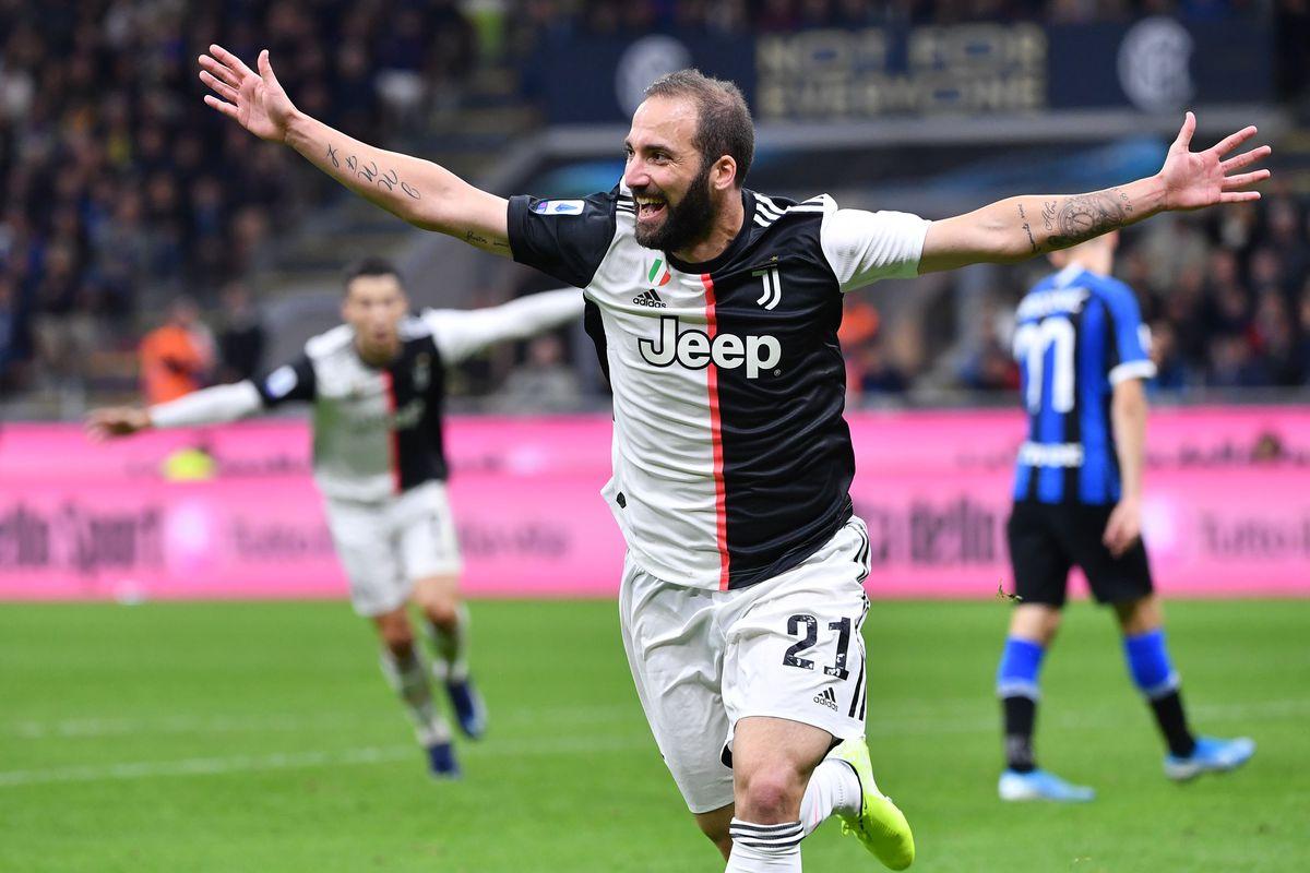 La Juventus le gana el pulso al Inter (1-2)