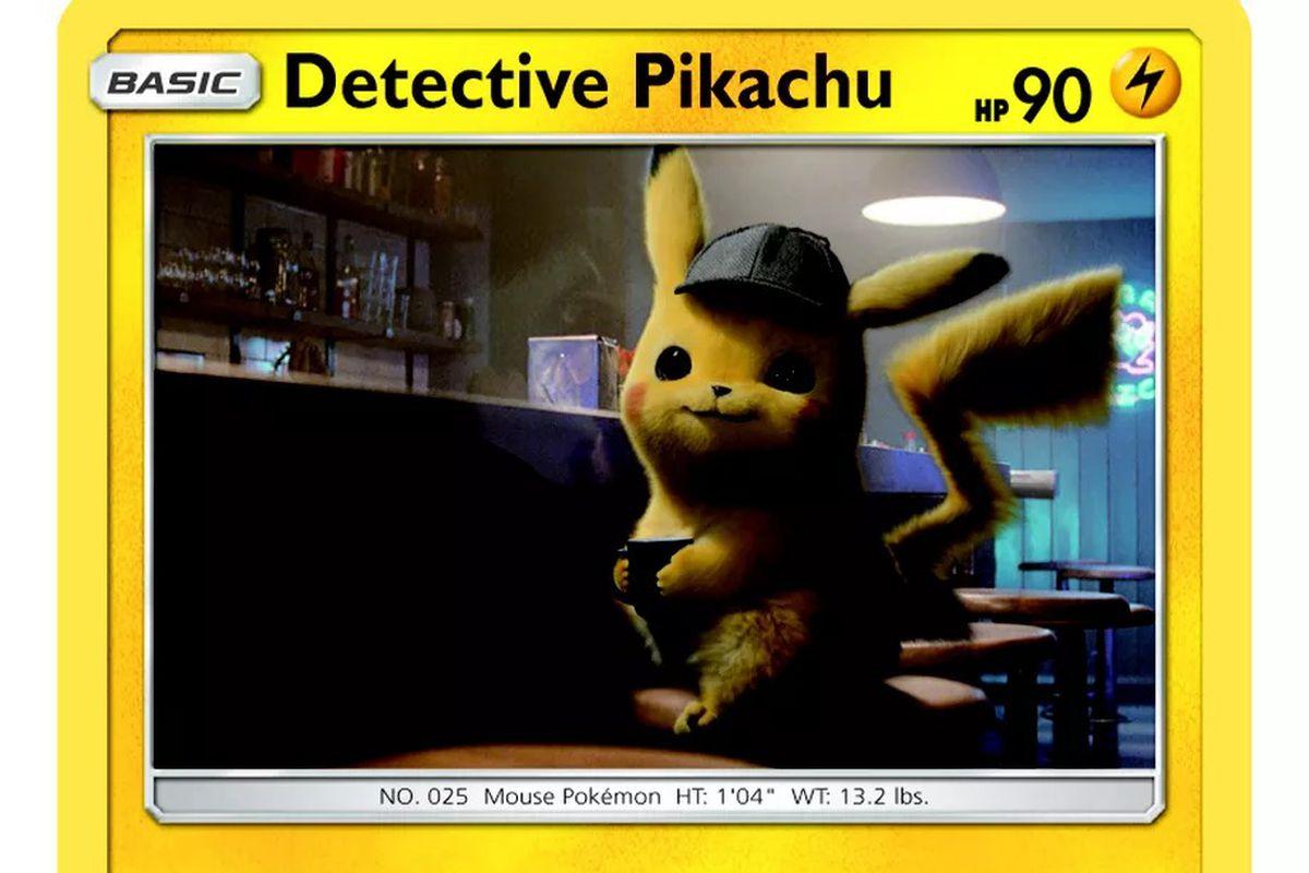 Pokemon Karten Gx Pikachu.Detective Pikachu First Screenings Include Exclusive Pokemon