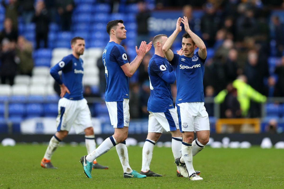 Everton v Brighton and Hove Albion - Premier League