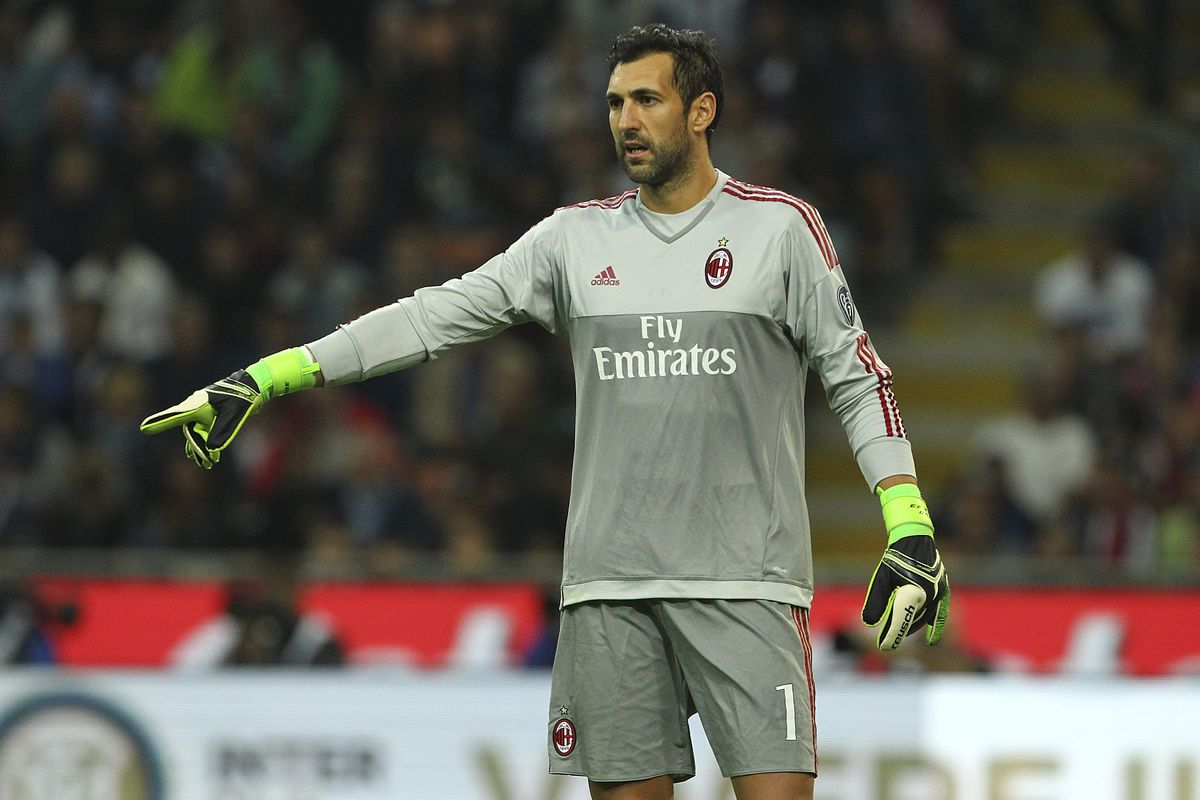 Diego Lopez could be on the way out of Milan this January