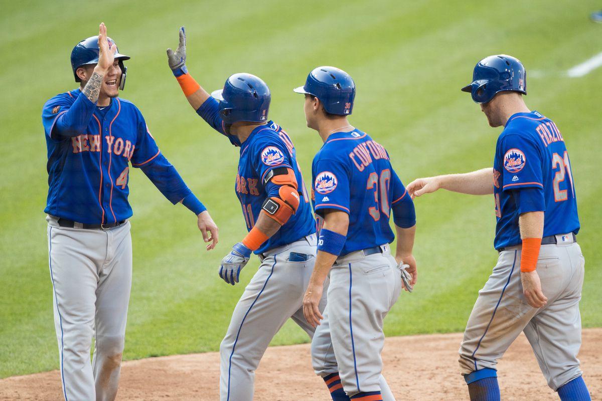 MLB: Game One-New York Mets at Philadelphia Phillies