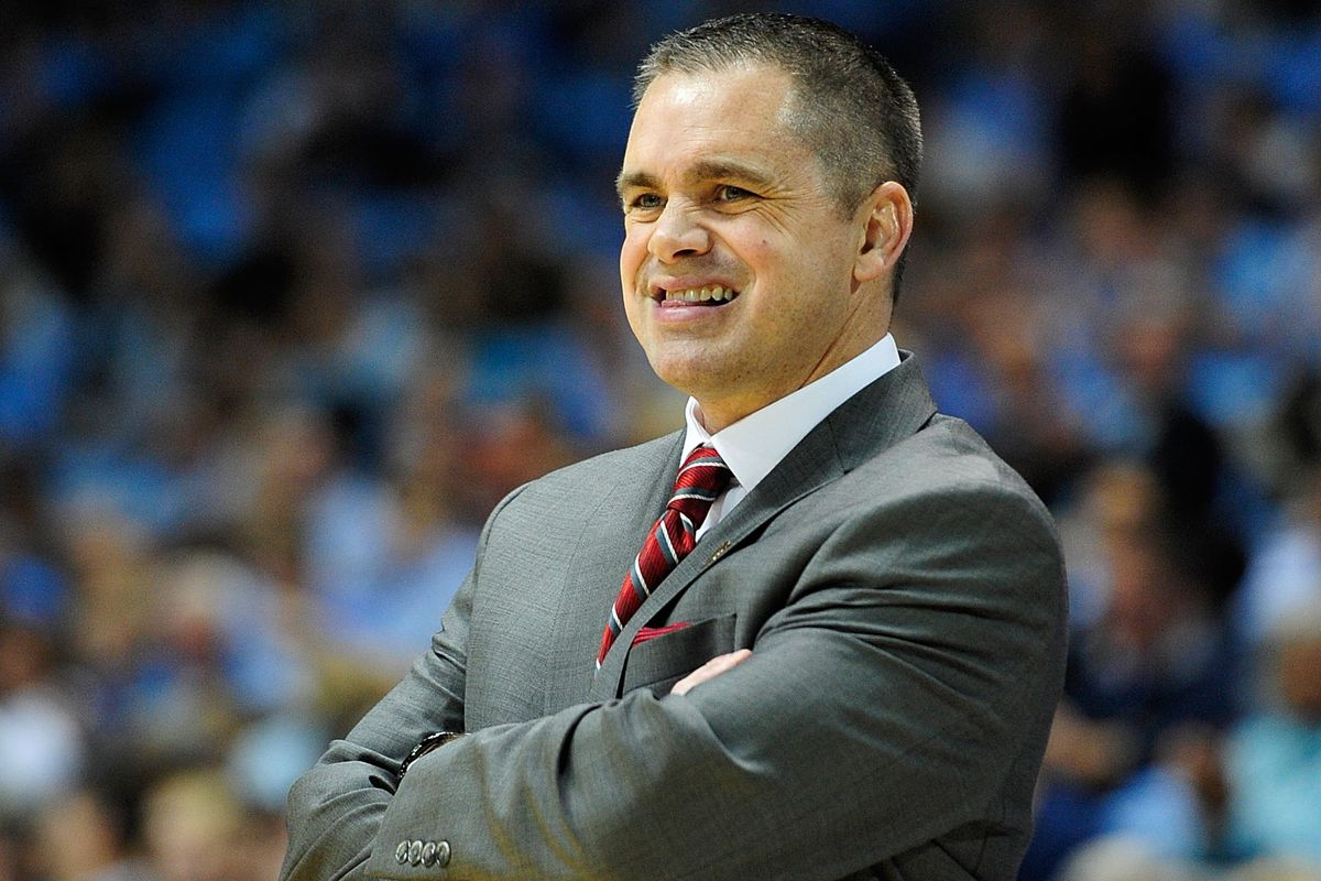 Gardner-Webb's Chris Holtmann was named the Big South Coach of the Year