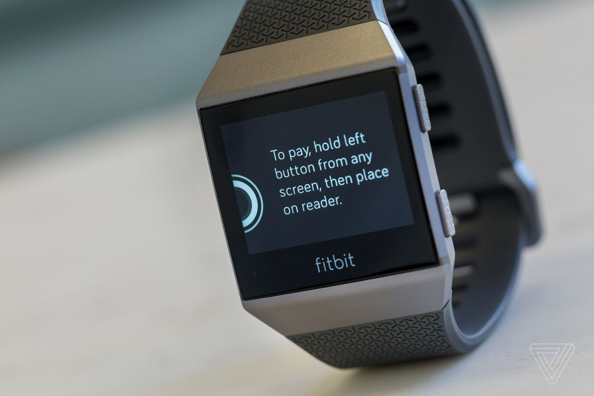 Fitbit Ionic review: not iconic, but still pretty good - The Verge