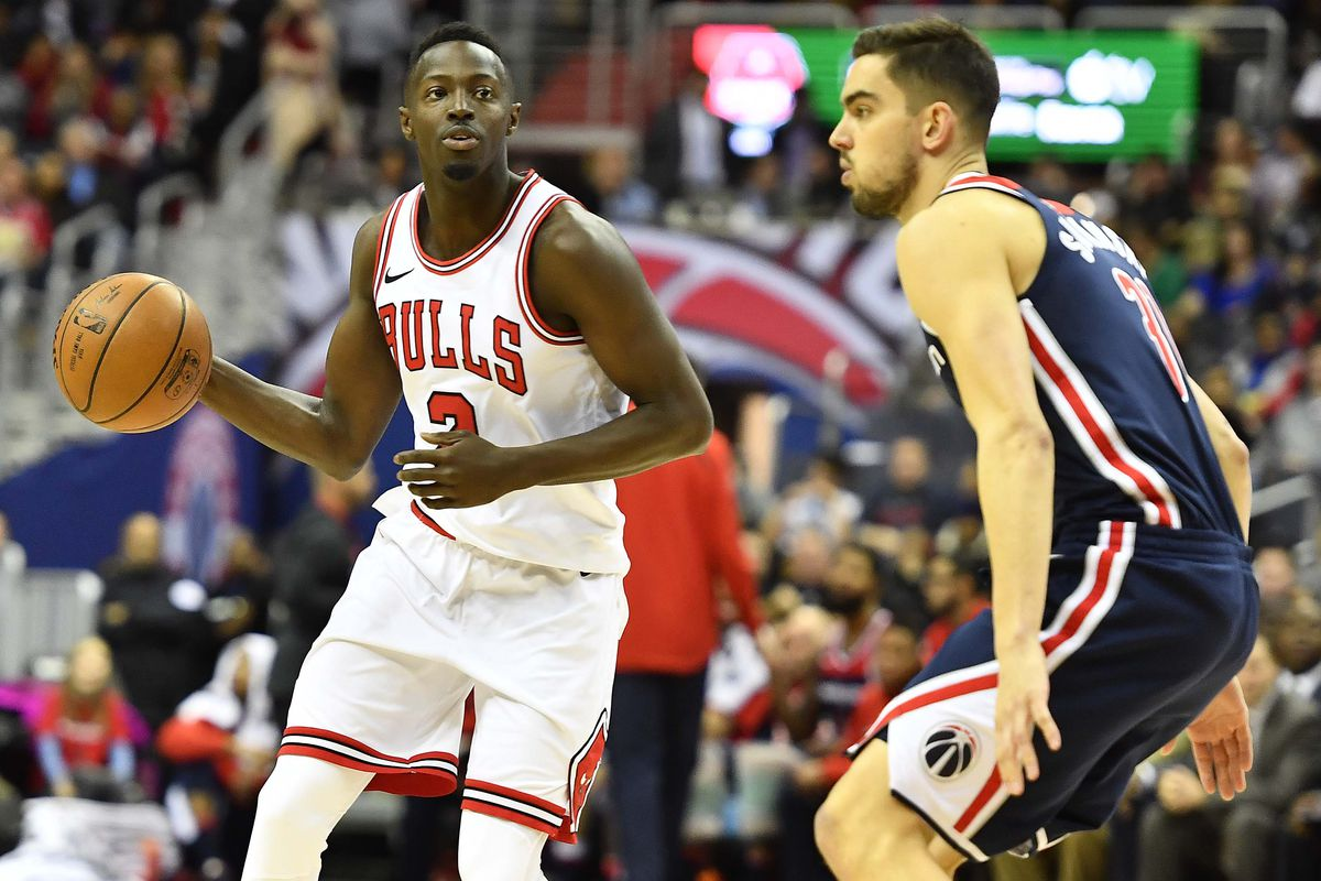 NBA Trade Rumors: Chicago Bulls Shopping Jerian Grant - Blog