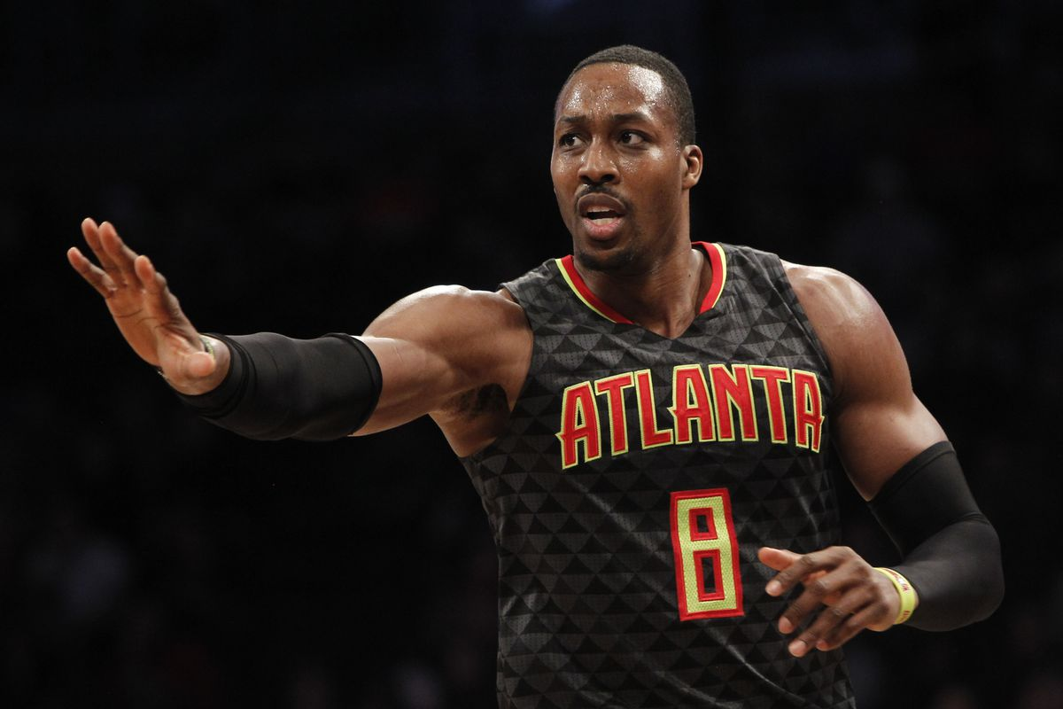 Report Hawks Trade Dwight Howard to Charlotte Hornets Blazer s Edge