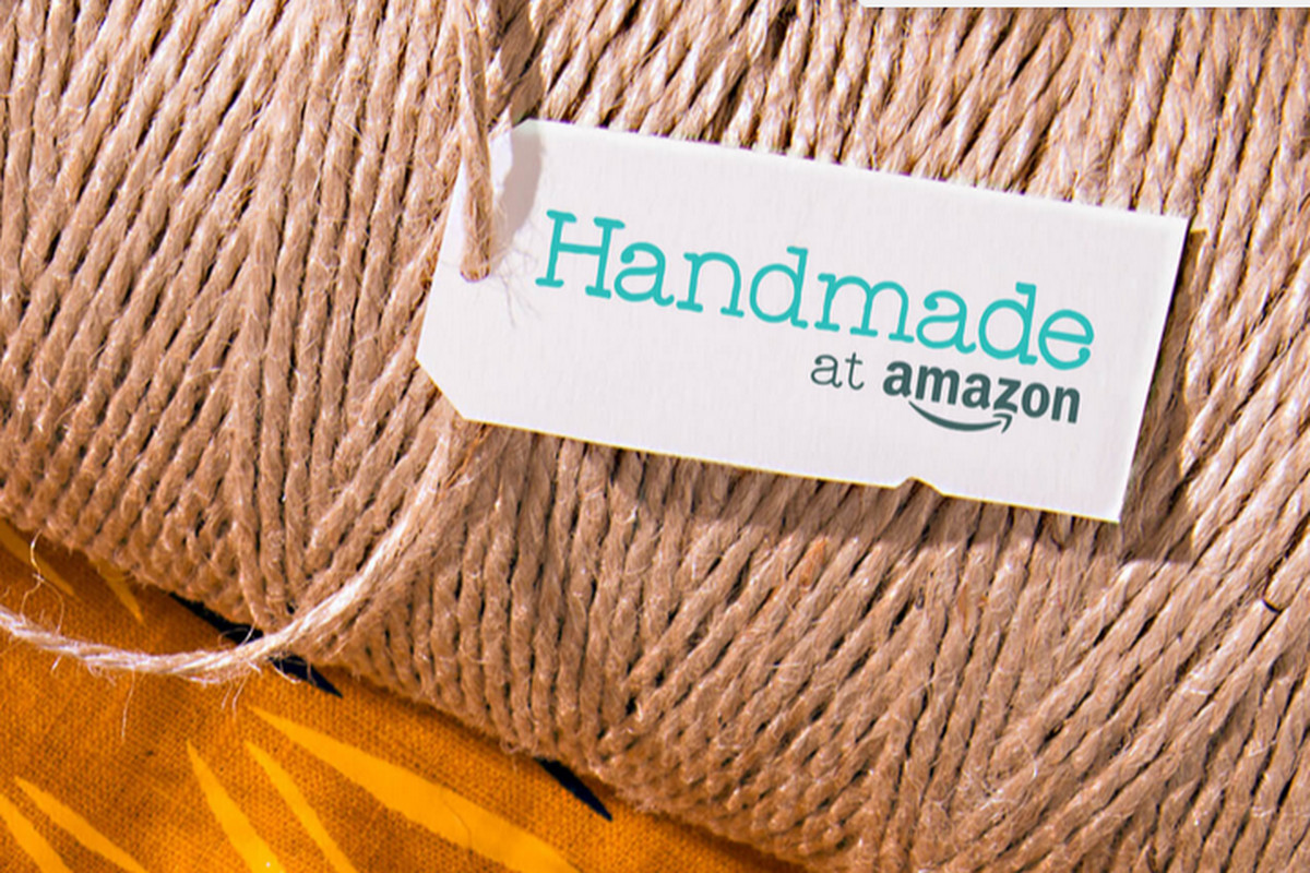 Amazon launches Etsy competitor Handmade at Amazon - The Verge