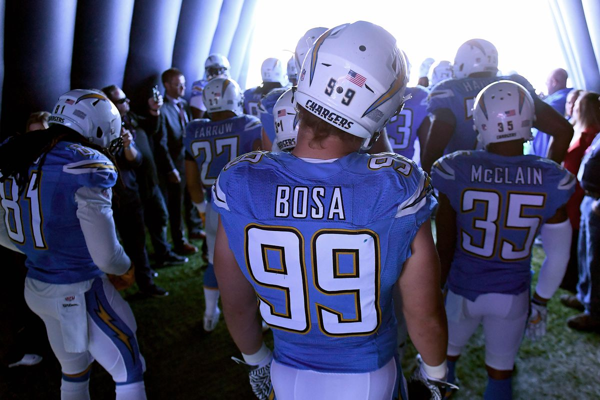 2016 san diego chargers what went right bolts from the blue