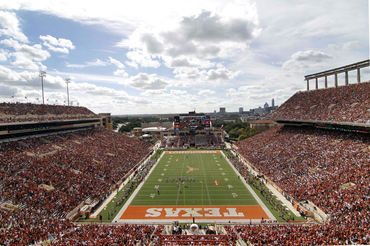 Texas Board Of Regents Approves 175 Million South End Zone