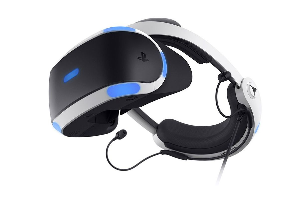 Sony is releasing a new PlayStation VR headset with a ...