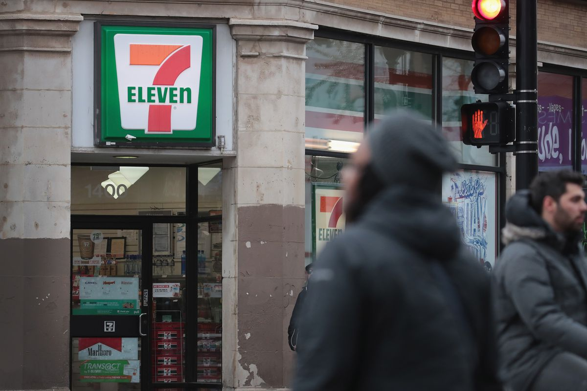 Agents From Immigration And Customs Enforcement Agency Target About 100 7-Eleven Stores In Employment Of Undocumented Raids