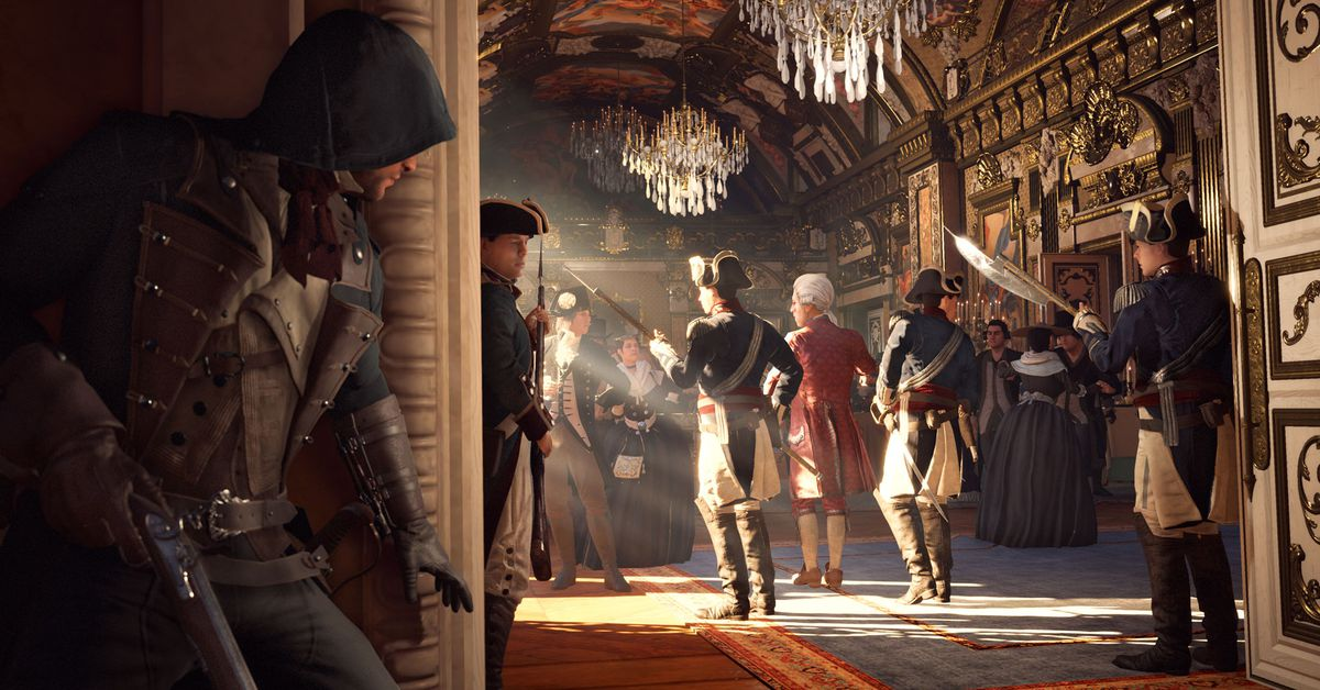 'Positive review bomb' of Assassin's Creed Unity posed a quandary to Steam
