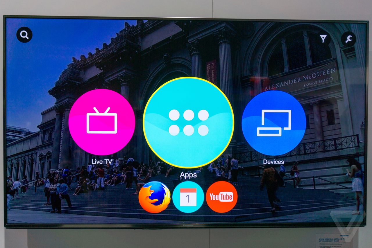 Firefox OS gives Panasonic TVs the makeover they ...
