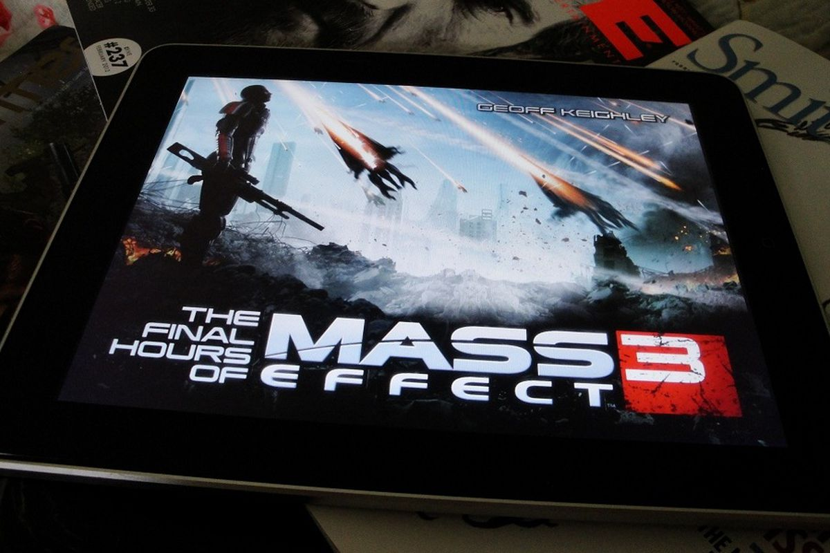 The Final Hours of Mass Effect