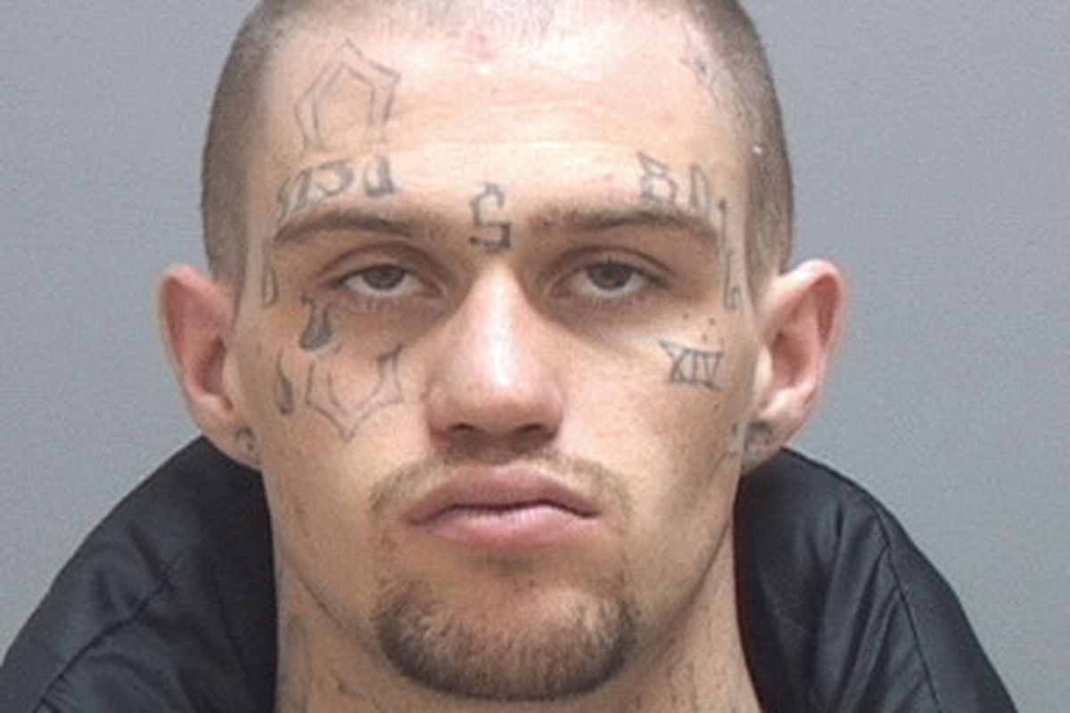 DAY, MATTHEW JAMES Matthew James Day arrested in connection with the freeway shootings. Provided by Salt Lake County Jail SEX: M RACE: W D.O.B: 05/09/19 85 HGT: 600 WGT: 165 HAIR: BRN EYE: BRN