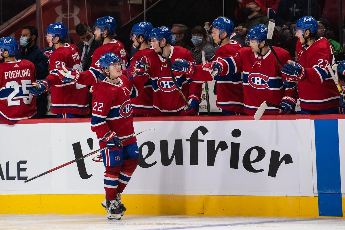 NHL: OCT 07 Preseason - Senators at Canadiens