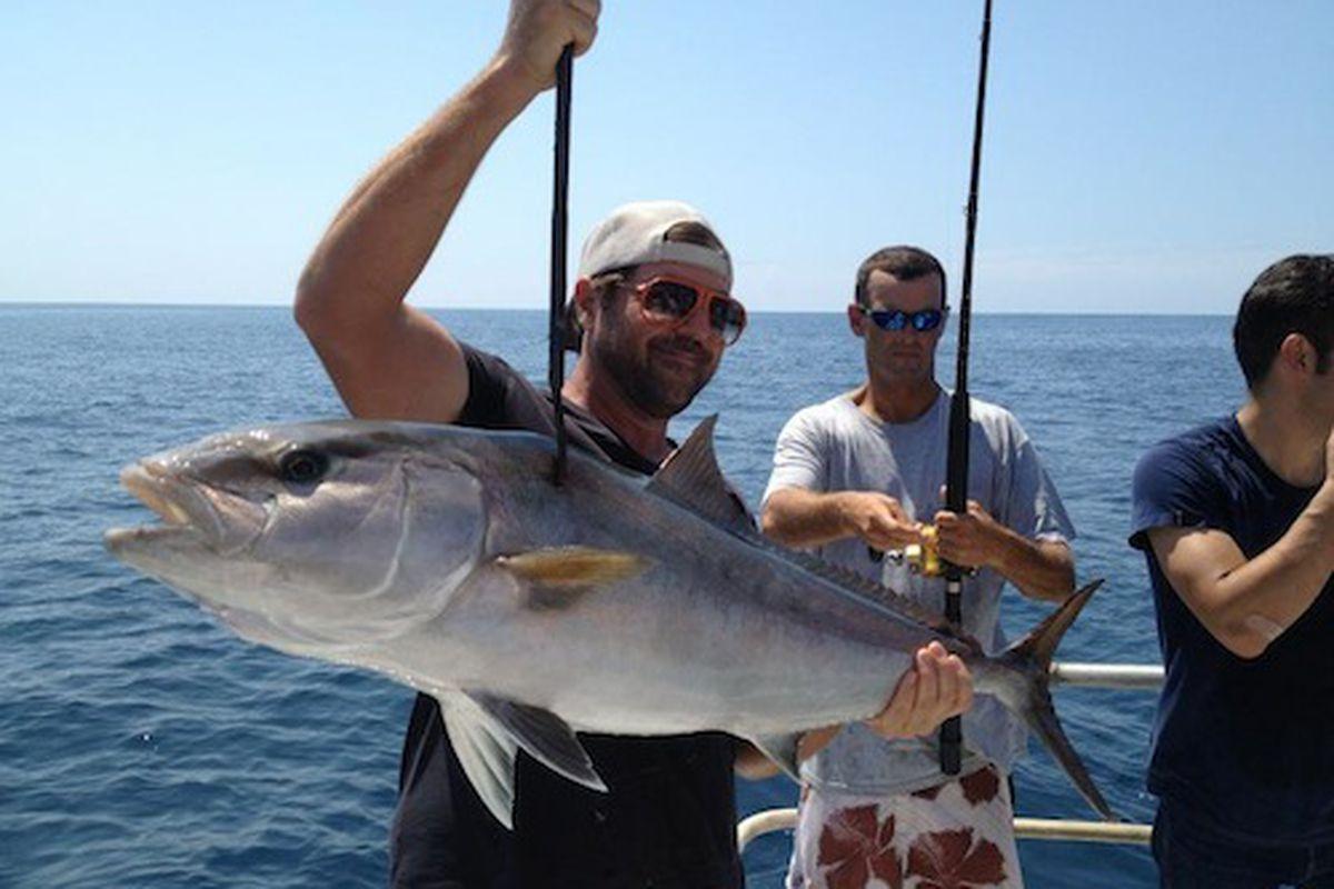 Seafood maestro Mike Lata