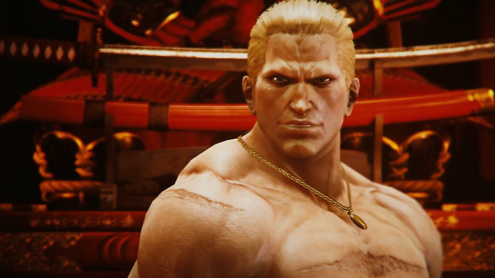 Geese Howard from Fatal Fury is Tekken 7's new character