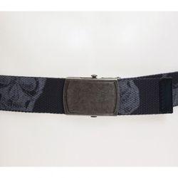 "<a href=""http://www.zappos.com/john-varvatos-40mm-military-buckle-skull-print-belt"" rel=""nofollow"">John Varvatos 40mm Military Buckle Skull Print Belt</a>: $74"