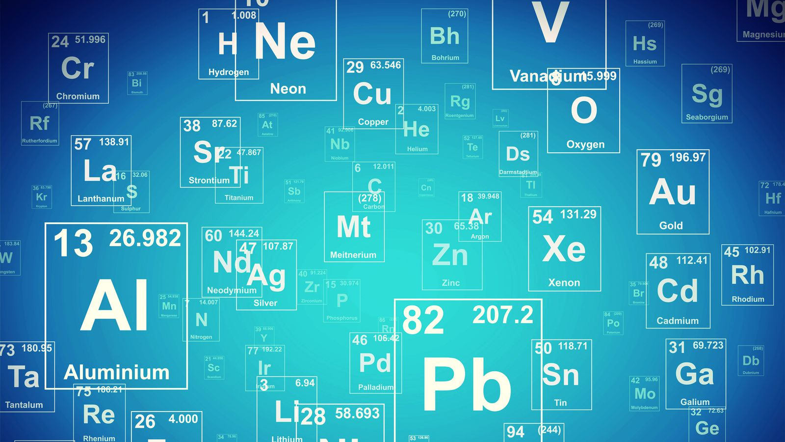 Here are the proposed names for the 4 newest elements on the here are the proposed names for the 4 newest elements on the periodic table vox gamestrikefo Images