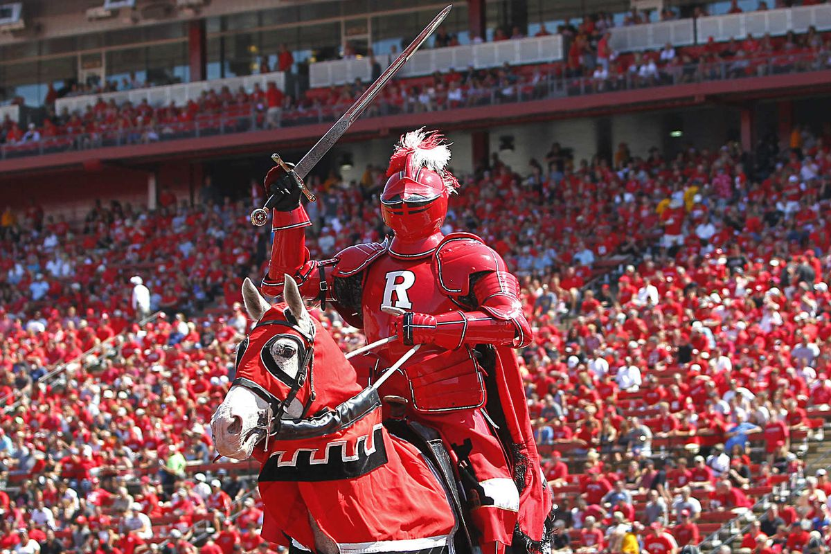get hyped rutgers football is coming every day should be saturday