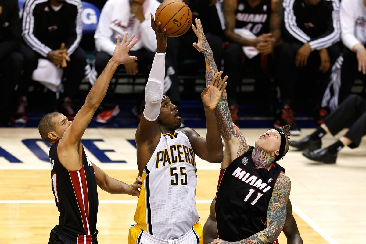 Pacers vs. Heat Game 5, NBA Playoffs 2013: Time, TV ...