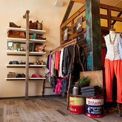 """Continue your retail therapy with some socially-conscious spending at <a href=""""http://www.alternativeapparel.com/"""">Alternative</a> (219 N Larchmont Blvd). The LA-based label recently expanded their eco-friendly offerings beyond basics; in addition to shop"""