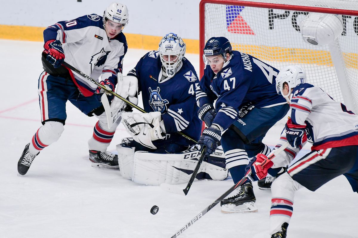 Montreal Canadiens Sign Arsen Khisamutdinov To Entry Level Contract Eyes On The Prize