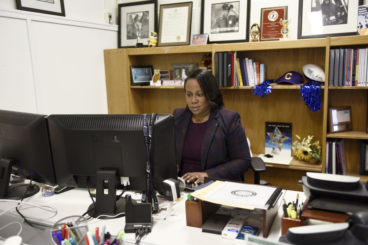 """""""My gut tells me we are going to take a hit in some of our skills,"""" said Katrina McCombs, superintendent of the Camden, New Jersey, school district, which is testing students this fall to identify any gaps in student learning caused by the pandemic."""