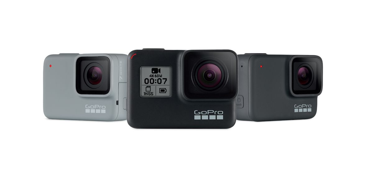 GoPro's Hero 7 Black sets a new bar for video stabilization