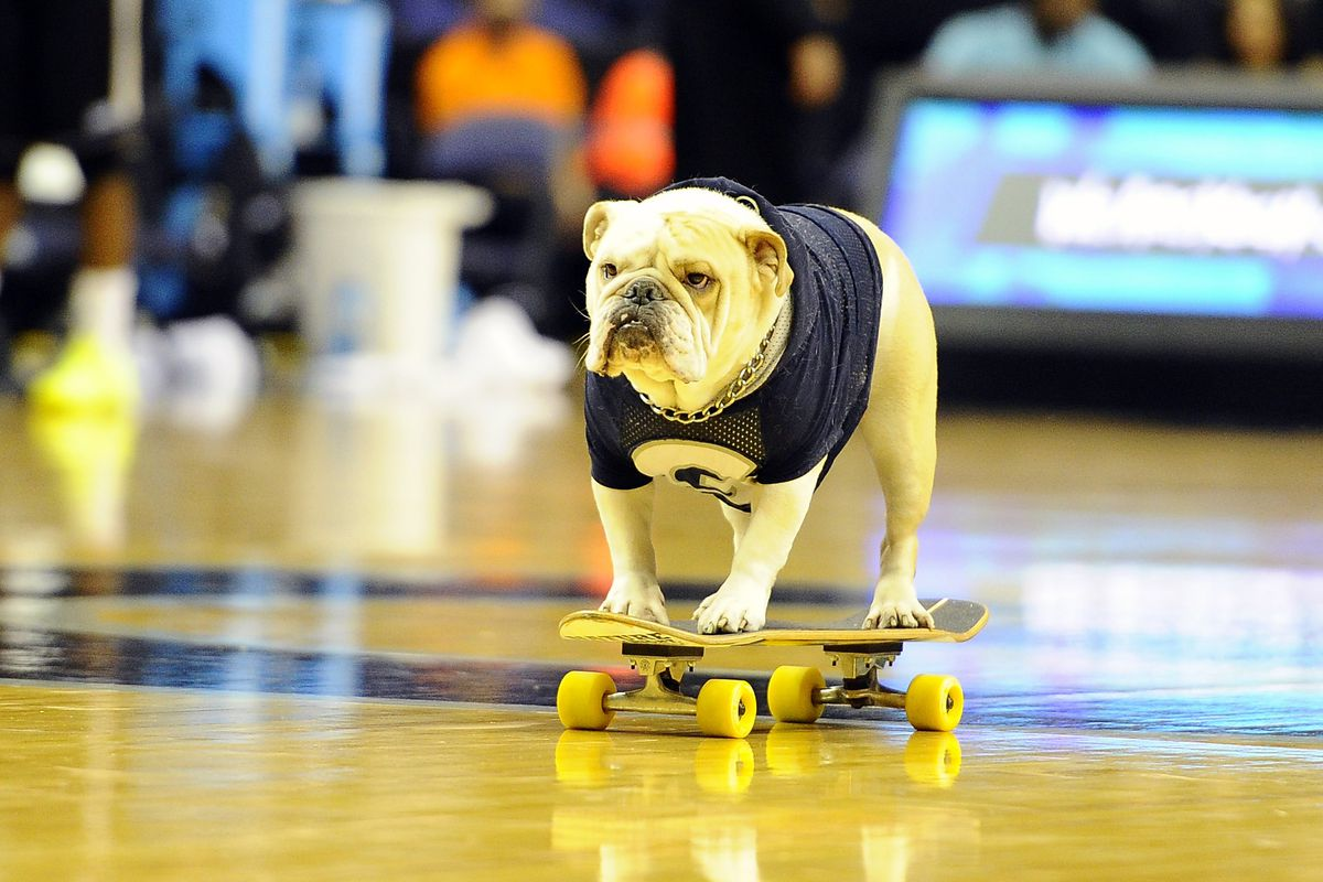 NCAA Basketball: Bryant at Georgetown
