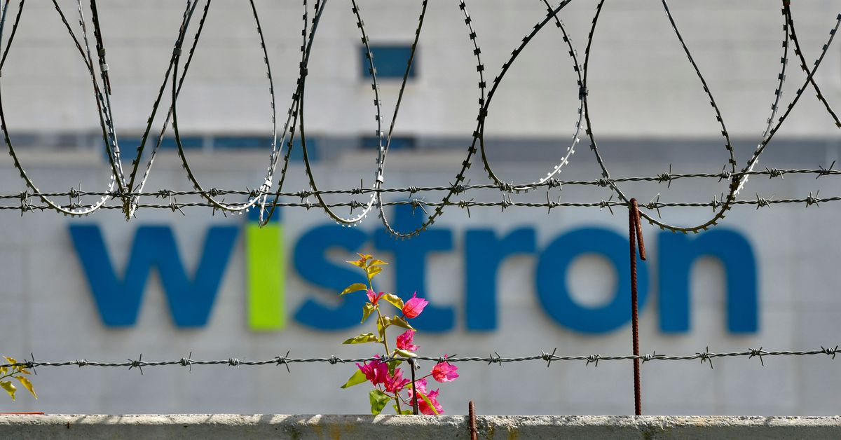 Workers reportedly protest at Wistron iPhone plant in India over pay issues