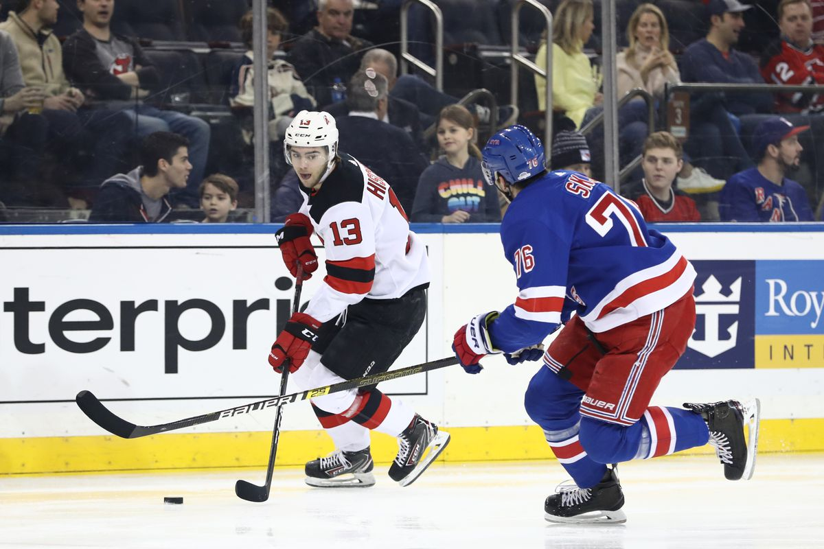 d3e68e81e New York Rangers vs New Jersey Devils Open Game Thread - Blueshirt ...