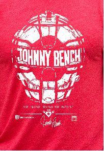 Johnny Bench shirt