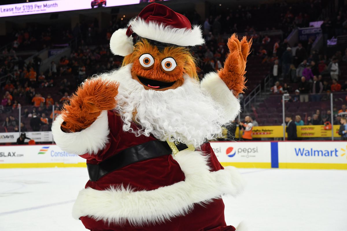 Gritty's evolution from mascot to meme to leftist avatar, explained