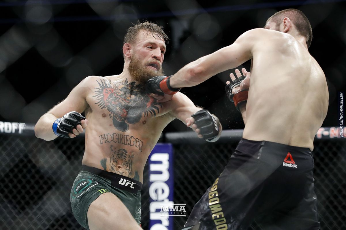 Conor Mcgregor Not Surprised Khabib Nurmagomedov Would Scurry Away Into Retirement Rather Than Fight Again Mma Fighting