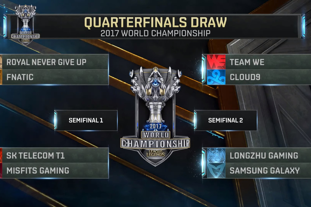 In this Storystream. League of Legends World Championship 2017: ...