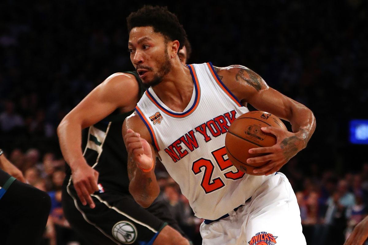 61f86d7b1ec2 NBA free agent rumors  Derrick Rose to the Bucks makes no sense for either  side