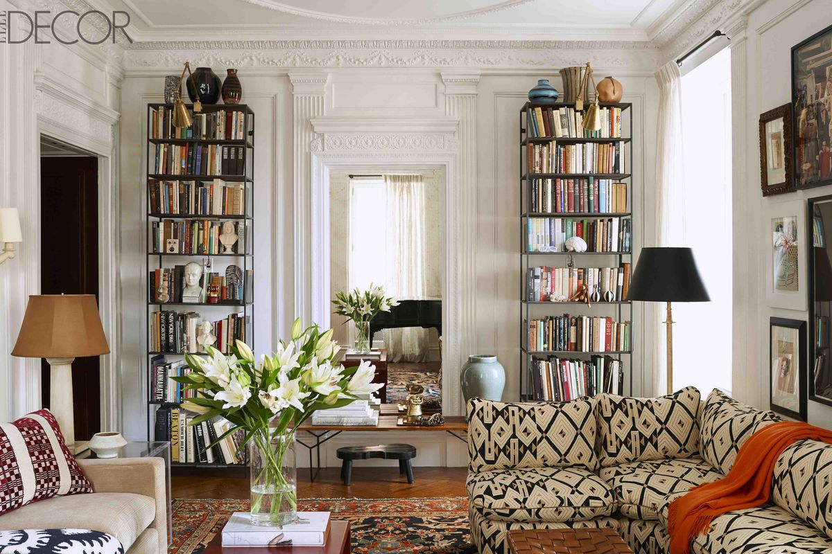 Inside The Upper West Side Apartment Of Composer Jonathan Sheffer Curbed Ny