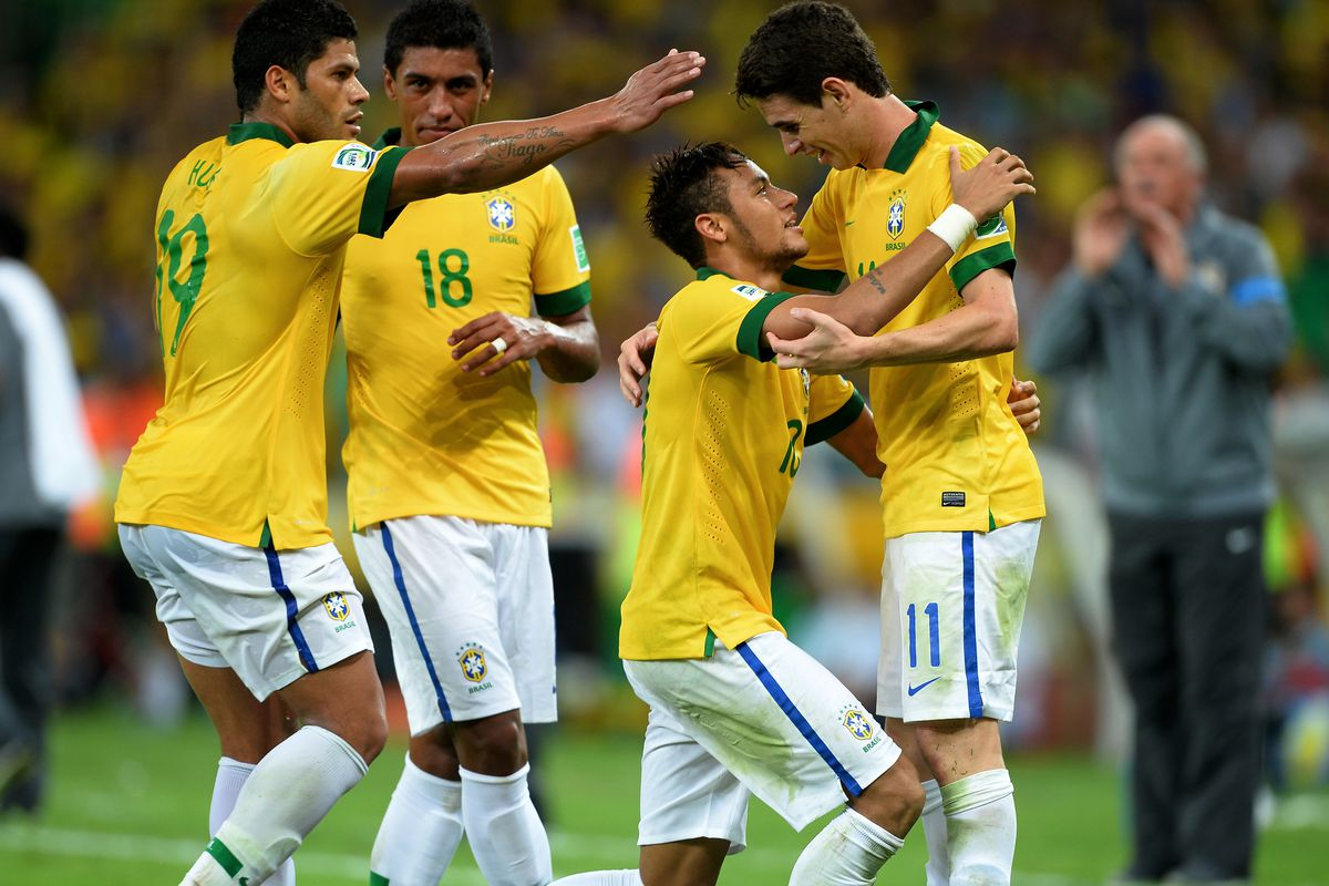 Which Brazilian(s) will rise to the occasion in the world's biggest tournament?