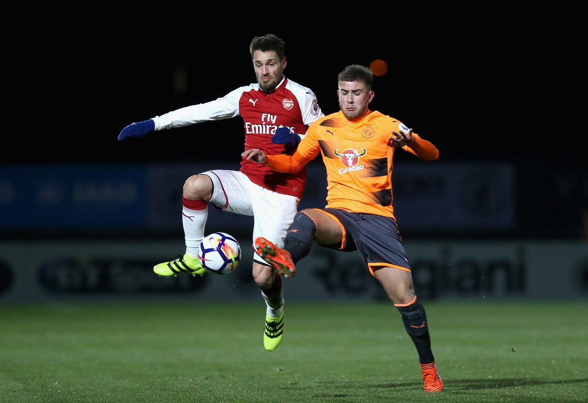 Arsenal U23 v Reading U23 - Premier League International Cup