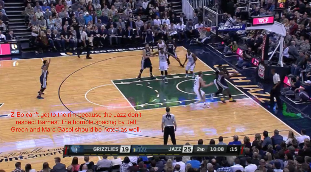 ZBO can't move