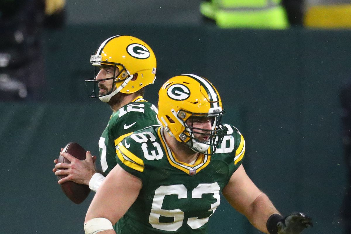 NFL: NFC Divisional Round-Los Angeles Rams at Green Bay Packers