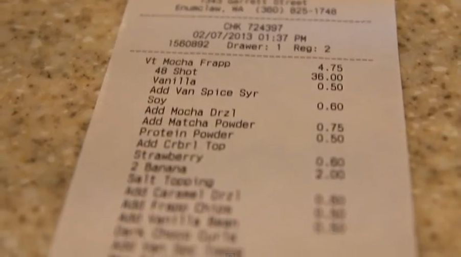 The New Most Expensive Starbucks Drink Is 47 30 Eater
