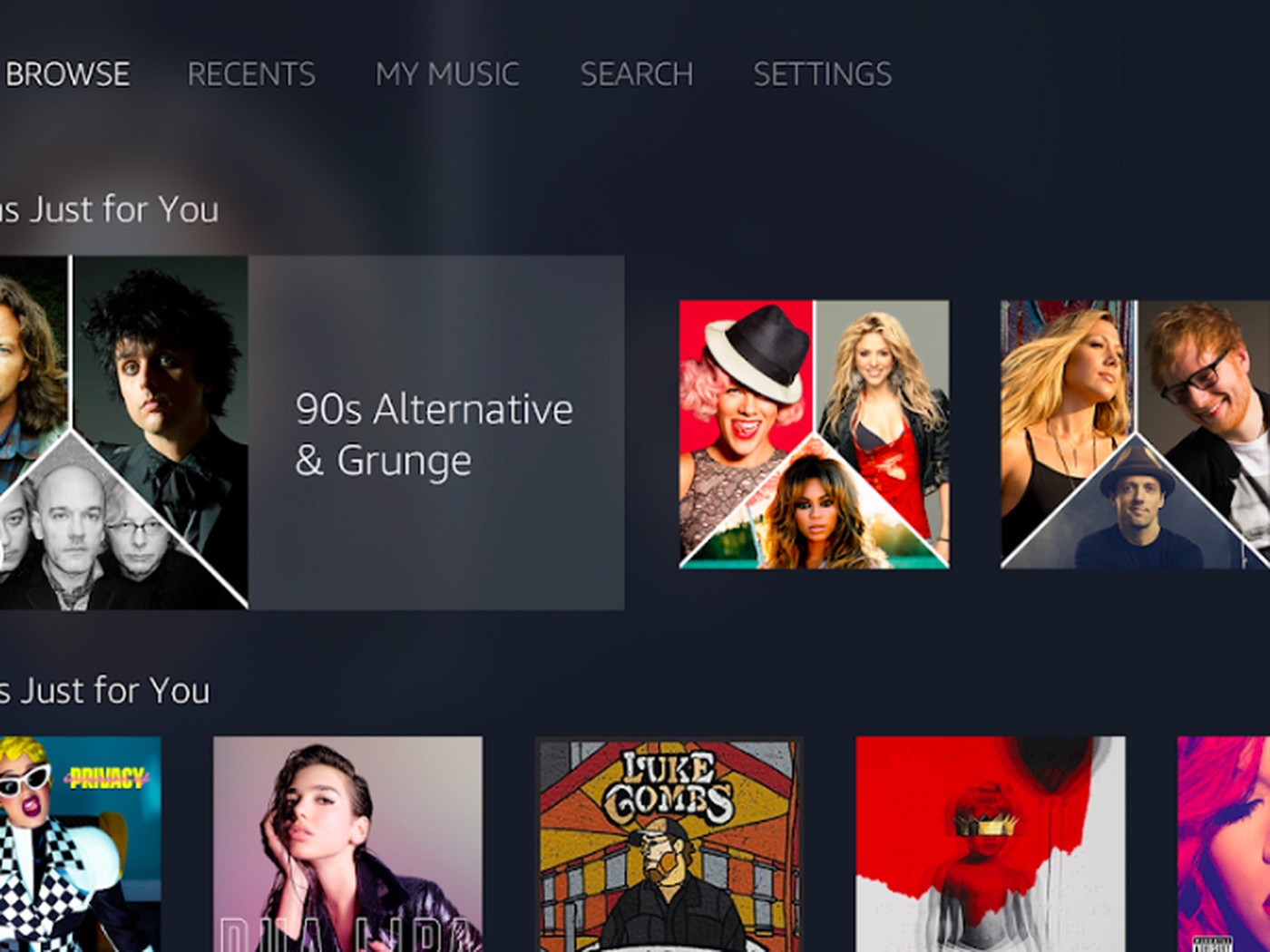 Amazon Music Will Soon Be Available For Android Tv The Verge