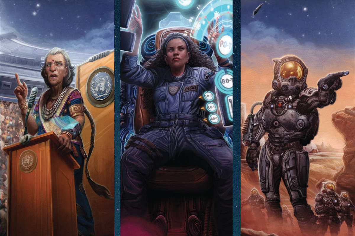 The Expanse, once a homebrew tabletop RPG, is going legit