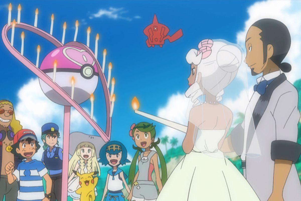 Watch Pokemon Sun And Moon Season 21