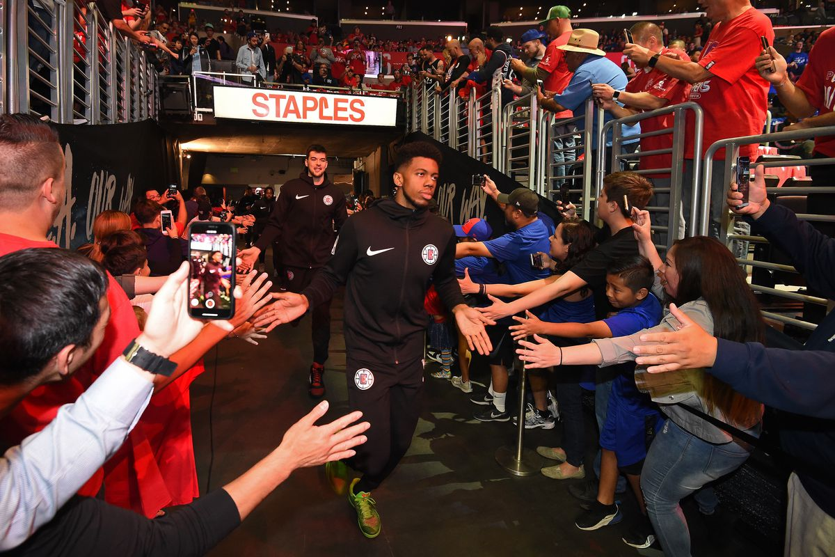 Golden State Warriors v LA Clippers - Game Three