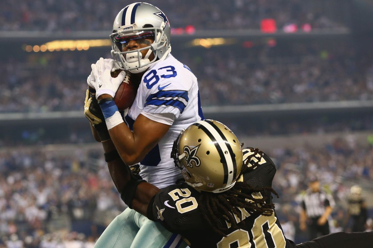 Terrance Williams Dez Bryant Both Score For Fantasy Owners