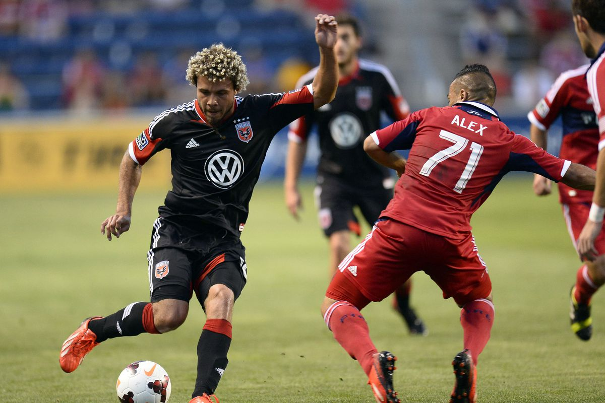 The US Open Cup brings out the best in D.C. United's star players.