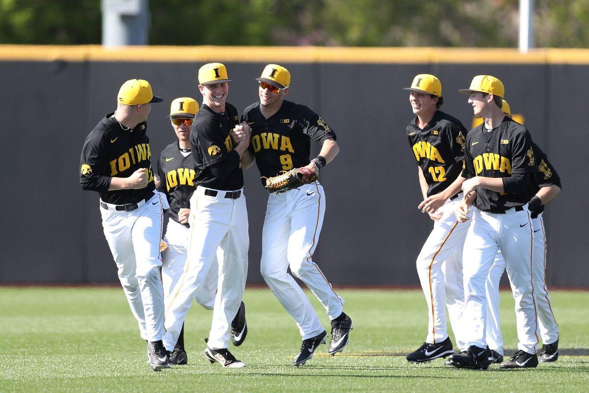aa0c4215b Share Iowa Baseball takes weekend series over No. 18 UC Irvine. tweet share  Reddit Pocket Flipboard Email. Hawkeye Sports